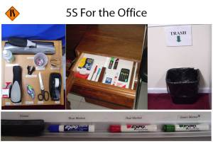 5S For the Office