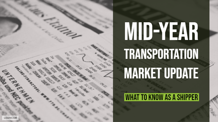 Mid-Year Transportation Update